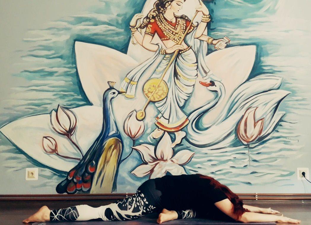 Yin Yoga (dla początkujących)
