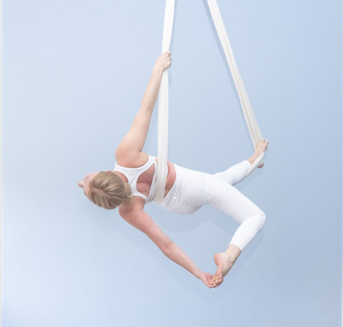 Aerial Yoga (grupa po kursie)