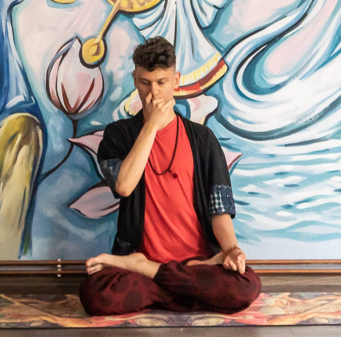 Pranajamy i Medytacja